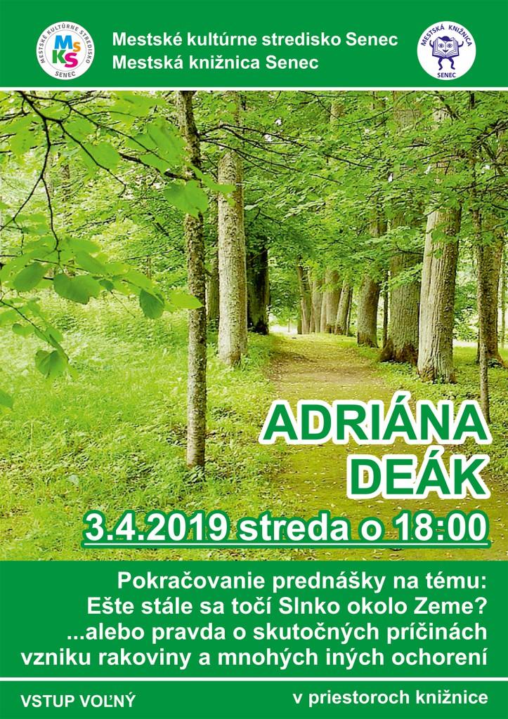 plagat reak adriana  april 2019